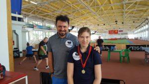 Read more about the article Первое место на соревнованиях в г. Шахты