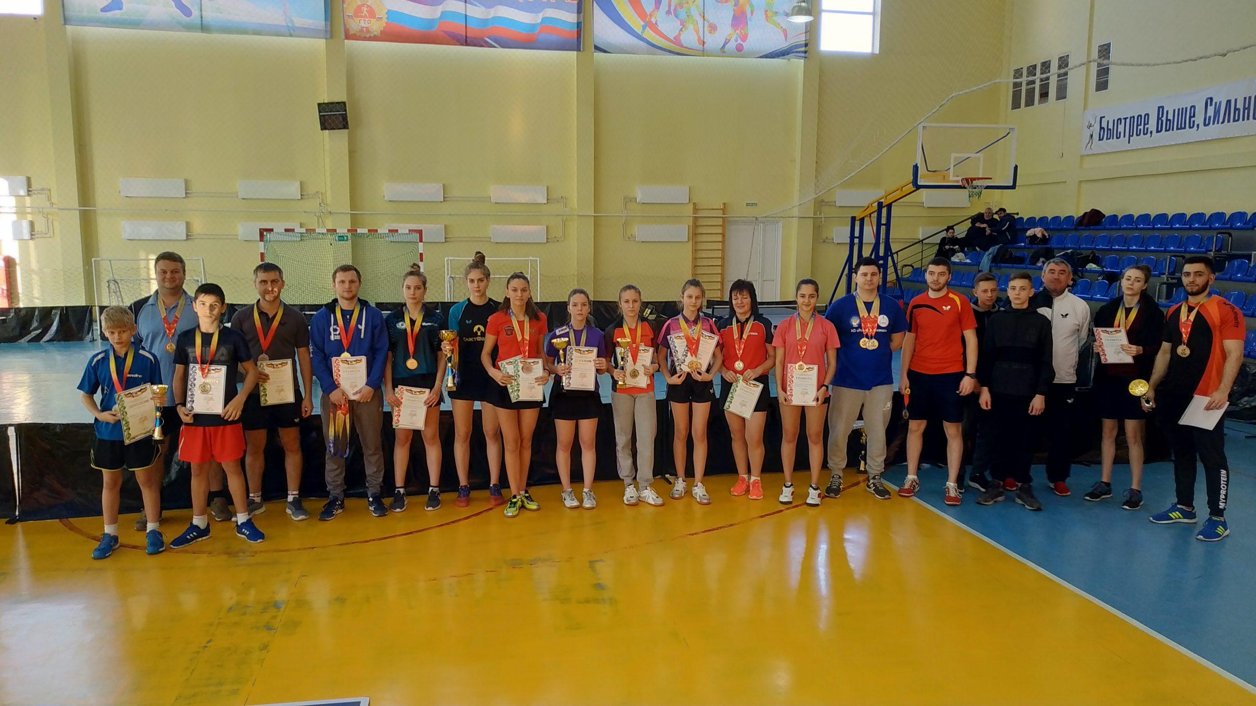 You are currently viewing Чемпионат Ростовской области по настольному теннису 2019!