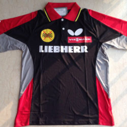 Рубашка для настольного тенниса BUTTERFLY Germany Shirt 2065