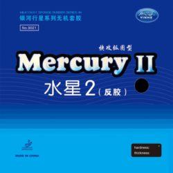 Накладка Yinhe Mercury II 2.2 Красная