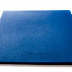 Накладка Nittaku Hurricane Pro 3 Turbo Blue, цвет чёрный, толщина 2,0