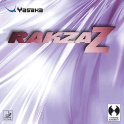Накладка Yasaka Rakza Z красная 2.0