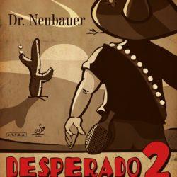 Накладка Dr.Neubauer Desperado 2 красная 1мм.