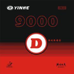 Накладка Yinhe 9000 D 2.2 красная