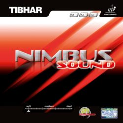 Накладка TIBHAR NIMBUS Sound black 2,0 mm